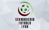 SFL 7x7 B grupė. FK Visinčia - IFEX Margiris