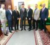 Asociacijos VRFS ir LFF vadovo susitikimas