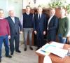 Asociacijos VRFS ir Vilniaus rajono savivaldybės vadovų susitikimas