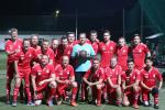 """""""Pressas"""" prisidėjo prie Kybartų futbolo legendos įamžinimo akcijos"""