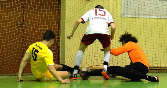 Select Futsal I lyga. Finišas bus pagal Kaišiadorių žaidimo taisykles