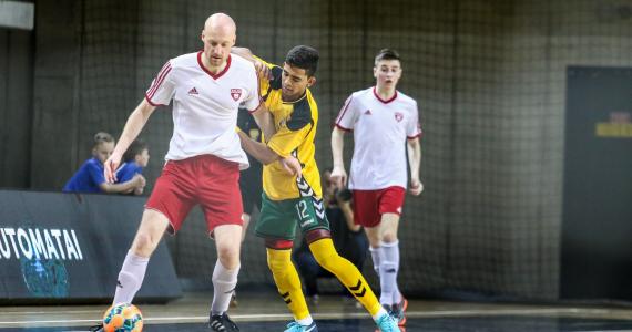 Select Futsal I lyga. Pasibaigusio sezono faktai ir naujojo kontūrai
