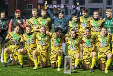 FK Geležinis Vilkas