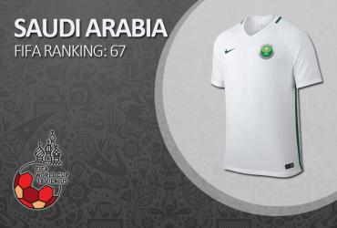 Saudo Arabija (Teisėjai)